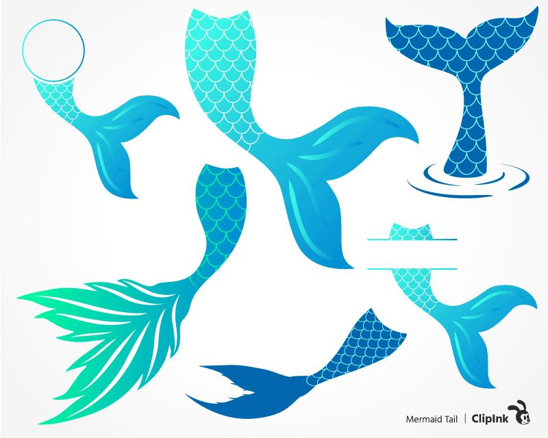 Mermaid Tail Svg Mermaid Frame Svg Png Eps Dxf Pdf Clipink
